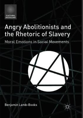 Angry Abolitionists and the Rhetoric of Slavery by Benjamin Lamb-Books image