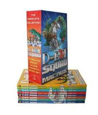 D-Bot Squad Complete Collection (Slipcase) by Mac Park