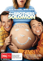 The Brothers Solomon on DVD