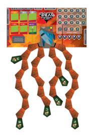 The Captain is Dead: Dangerous Planet - Board Game image