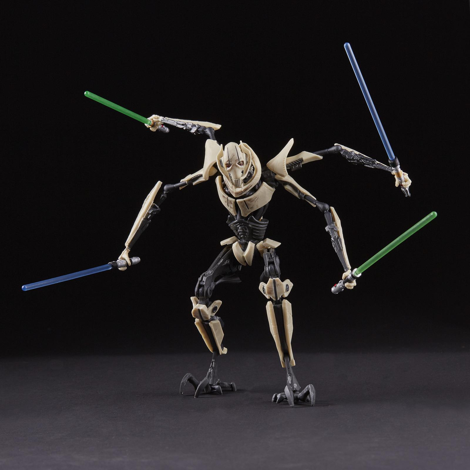 Star Wars The Black Series: General Grievous - Deluxe Figure image