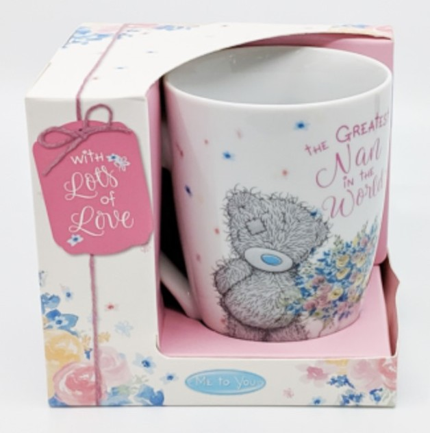 Me to You: Mothers Day Boxed Mug - Greatest Nan (2020)