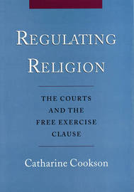 Regulating Religion by Catharine Cookson image