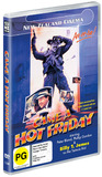 Came a Hot Friday DVD
