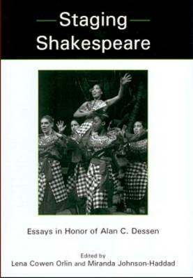 Staging Shakespeare image