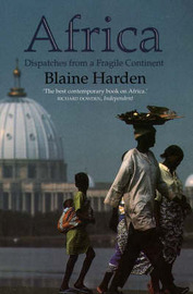 Africa by Blaine Harden image