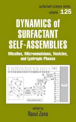 Dynamics of Surfactant Self-Assemblies