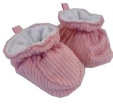 Hi-Hop Cord Slippers (18-24 Months) - Pink