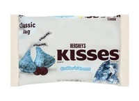 Hersheys Kisses: Classic Bag Cookies & Creme Chocolates (298g)