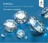 Purcell: Twelve Sonatas of Three Parts by The Kings Consort