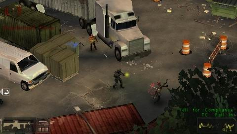 SWAT: Target Liberty for PSP image