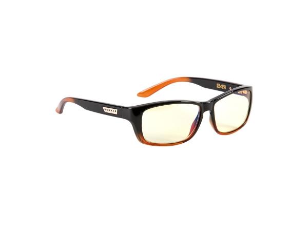 Gunnar Micron 24K Dark Ale Gaming Glasses (Amber) for PC Games image