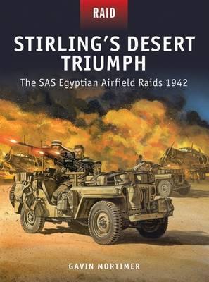 Stirling's Desert Triumph by Gavin Mortimer image