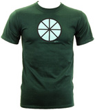 Martian Manhunter Symbol T-Shirt (Large)