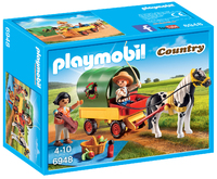 Playmobil: Picnic with Pony Wagon