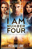 I Am Number Four (Movie Tie in Edition) by Pittacus Lore
