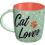 Nostalgic Art Mug - Cat Lover
