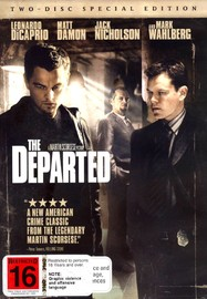 The Departed - Special Edition on DVD