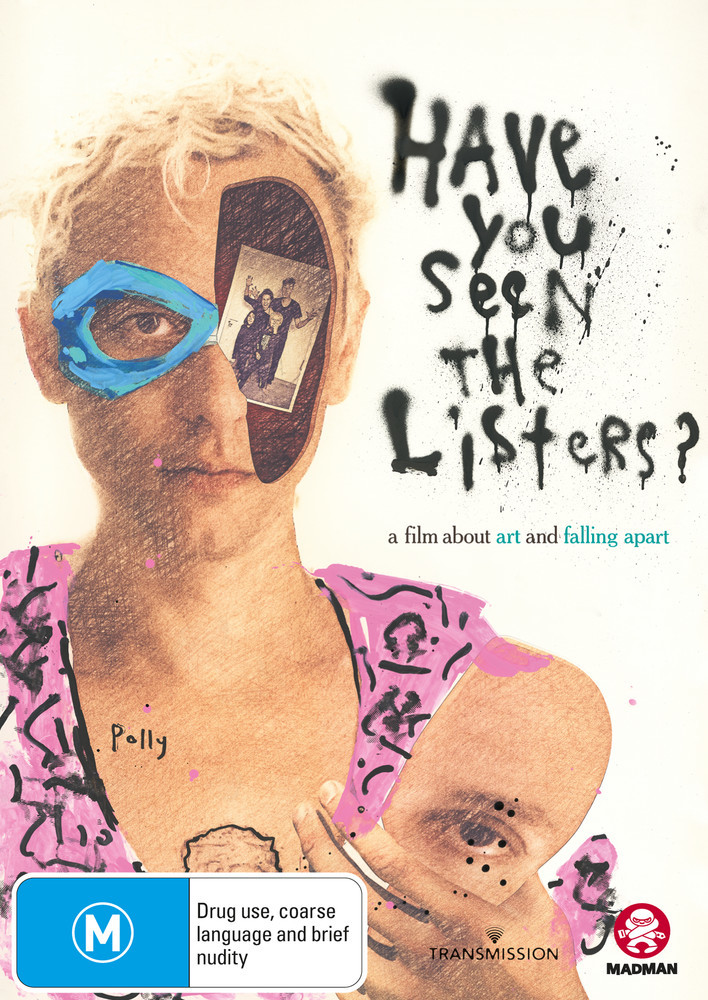Have You Seen The Listers? on DVD image