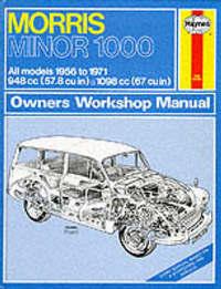 Morris Minor 1000 Owner's Workshop Manual by J.H. Haynes image