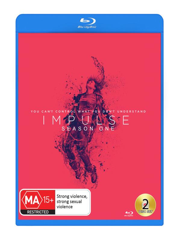 Impulse - Season 1 Blu Ray on Blu-ray