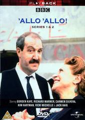 'Allo 'Allo - Series 1-2 on DVD