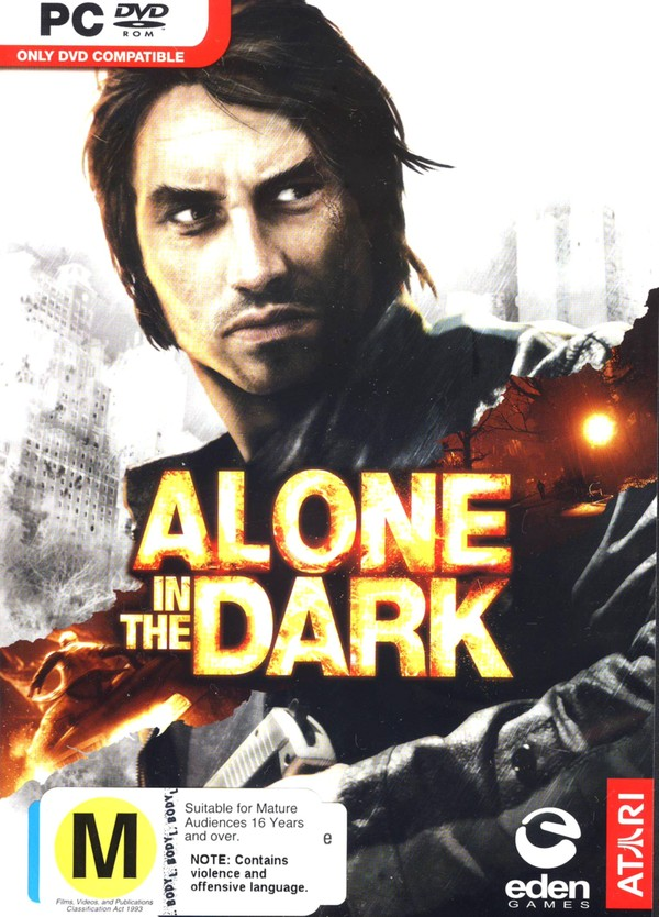 Alone in the Dark for PC Games image