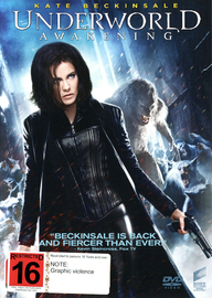 Underworld: Awakening DVD