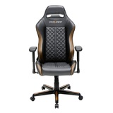 DXRacer Drifting Series DH73 Gaming Chair (Black & Brown) for