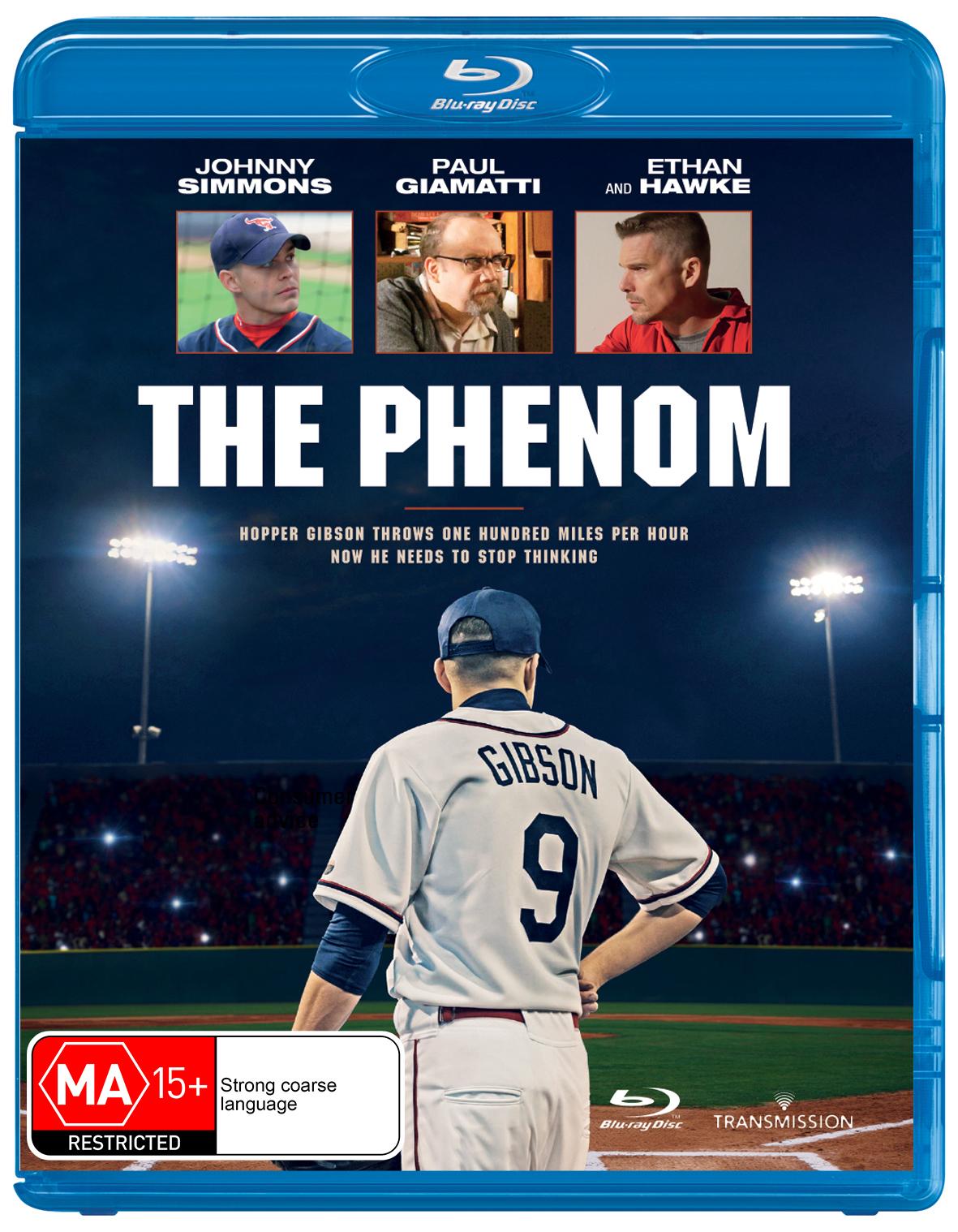 The Phenom on Blu-ray image