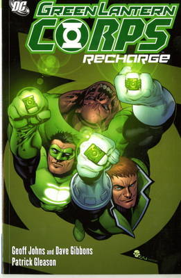 Green Lantern Corps by Geoff Johns image