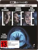 Life on Blu-ray, UHD Blu-ray