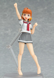 Figma Lovelive!: Chika Takami - Action Figure