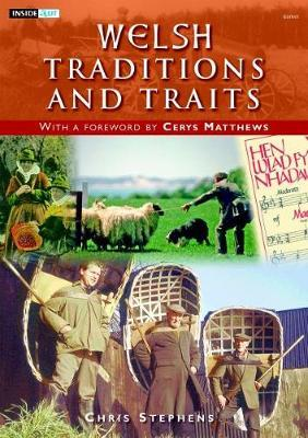 Inside Out Series: Welsh Traditions and Traits by Chris S. Stephens image