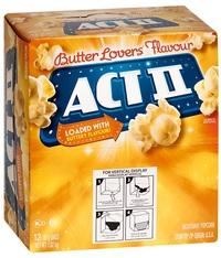 ACT II: Butter Lovers (85g x 12)
