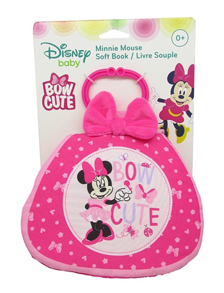 Disney Baby: Minnie Bow - Cute Soft Book image