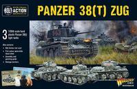 Bolt Action: Panzer 38(t) Zug