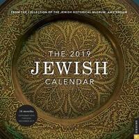 Jewish 2018-2019 Wall Calendar, the by Jewish Historical Museum Amsterdam