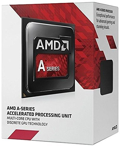 AMD A8-7600 3.1GHz Quad Core FM2+ 65W APU
