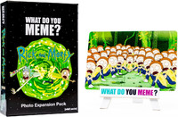 What Do You Meme? - Rick and Morty Expansion image
