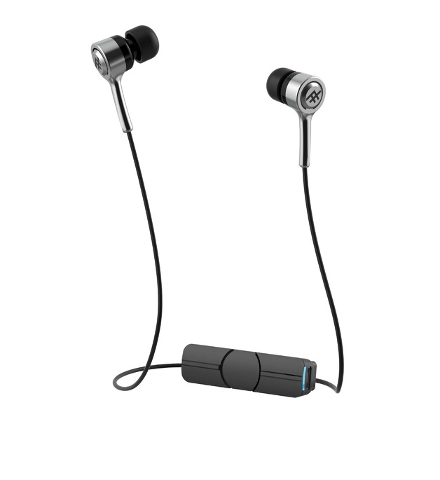 iFrogz: Coda Wireless Earbuds - Silver