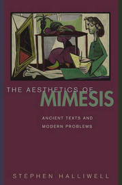 The Aesthetics of Mimesis by Stephen Halliwell image