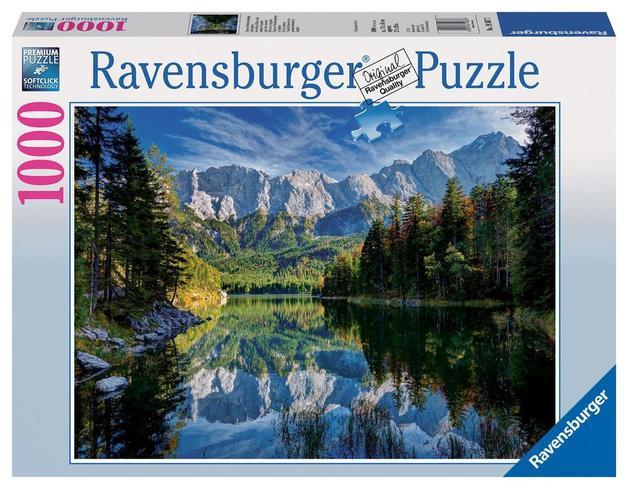 Ravensburger Most Majestic Mountains Puzzle (1000pc)