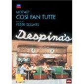 Mozart, W.A. - Cosi Fan Tutte on DVD