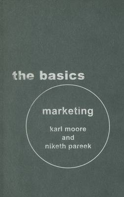 Marketing: The Basics by Karl Moore image