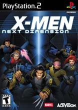 X-Men: Next Dimension for PS2