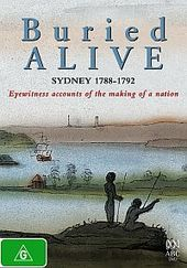 Buried Alive: Sydney 1788-1792 on DVD