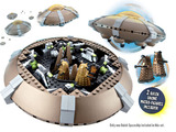 Doctor Who Dalek Spaceship Set
