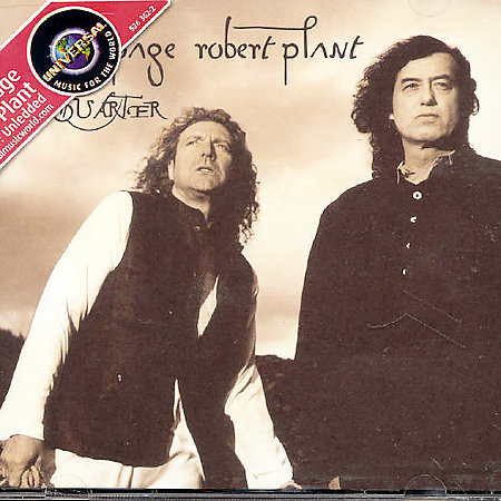 No Quarter by Jimmy Page/Robert Plant