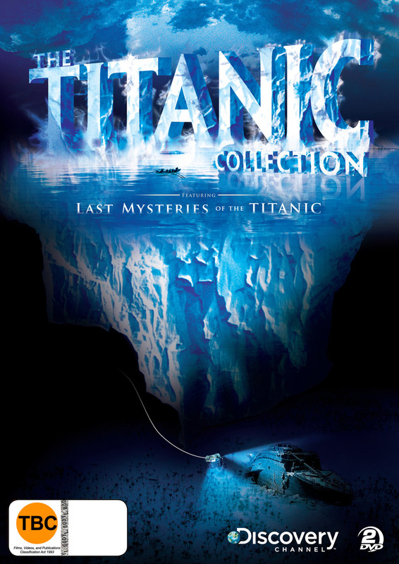 The Titanic Collection (2 Disc Set) on DVD